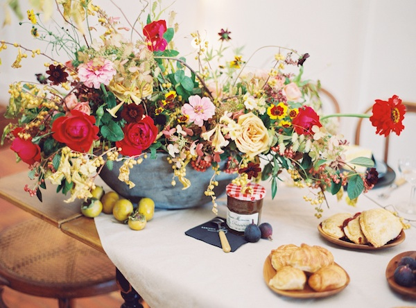 bridalshower+flowers+styling